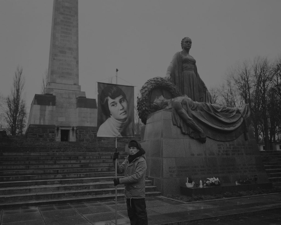 Daniel Joseph Martinez's The Soviet memorial park