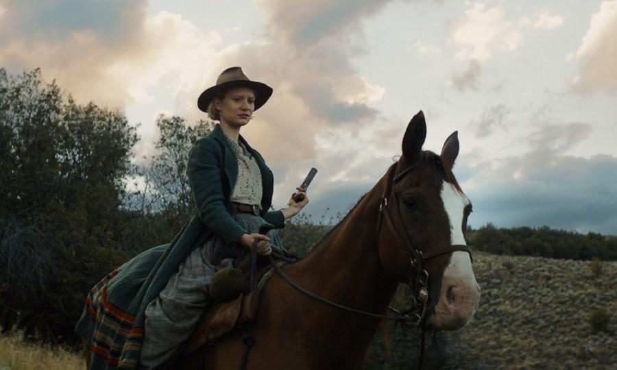Mia Wasikowska in Damsel (2018)