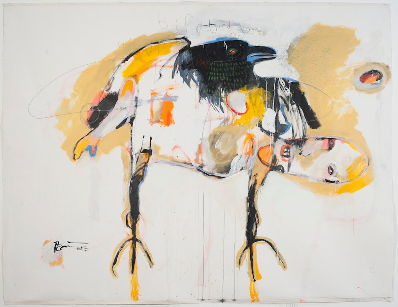 Rick Bartow, Bird Bird Bird Crow Crow