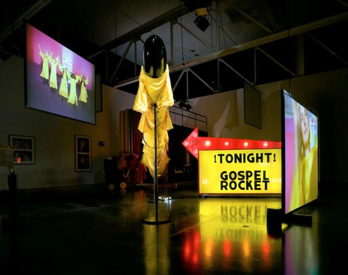 Mike Kelley's Gospel Rocket