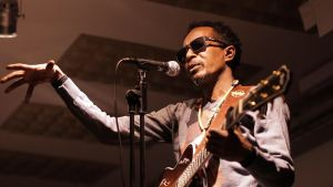 "Abazar Hamid, aka ""The Beatles of Sudan"""
