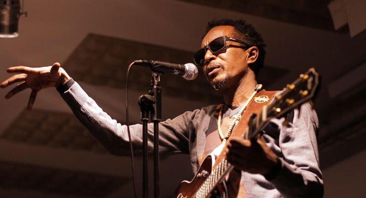 "Abazar Hamid, aka ""The Beatles of Sudan"""