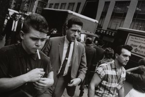 Garry Winogrand, New York c. 1960