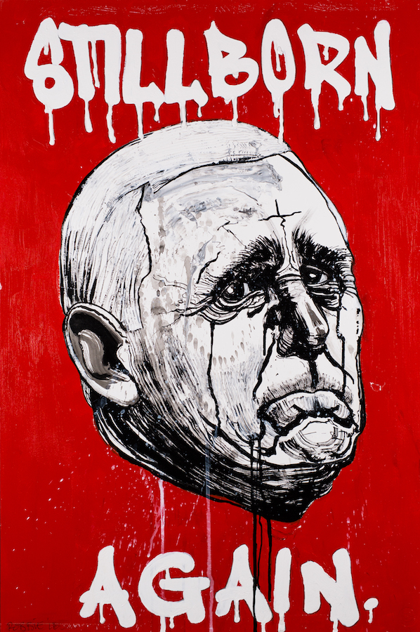 Robbie Conal: Mike Pence
