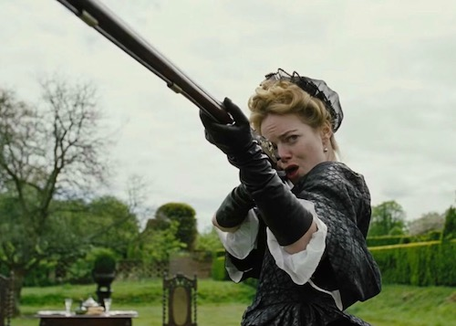 "Emma Stone in ""The Favourite"" (2018)"
