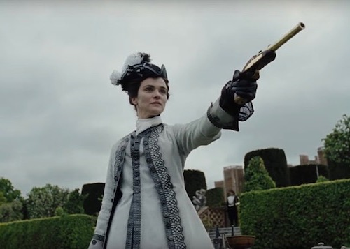 "Rachel Weisz in ""The Favourite"" (2018)"