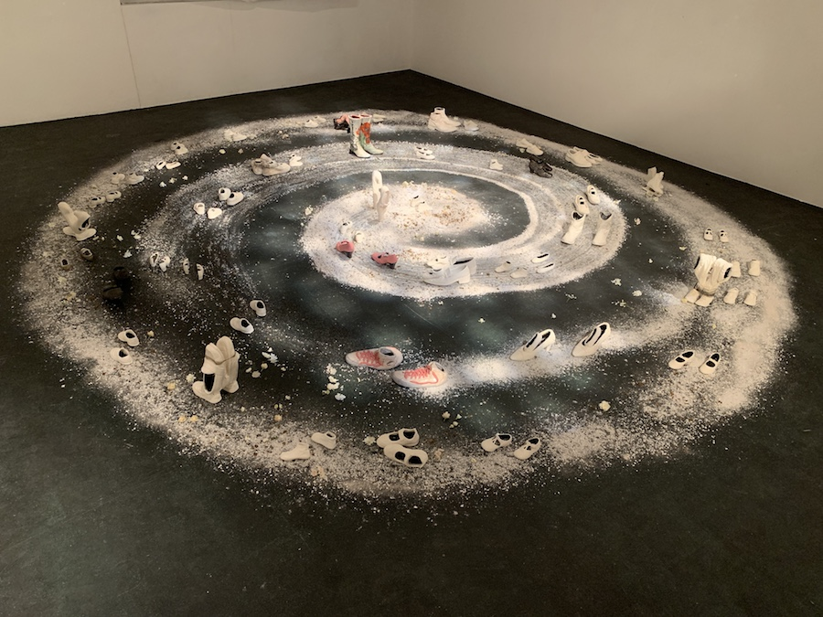 Ron Baron's Ode to a Void, at Studio 10 Brooklyn