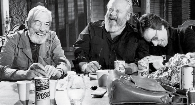 Twilight of the Idol: Orson Welles's Long Lost <i>The Other Side of the Wind</i>