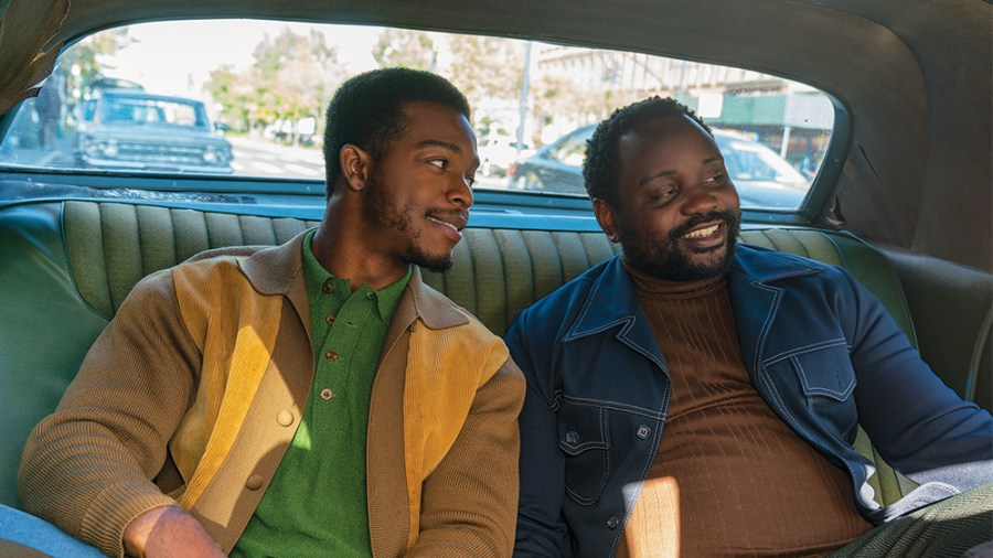 Barry Jenkins, If Beale Street Could Talk (2018)