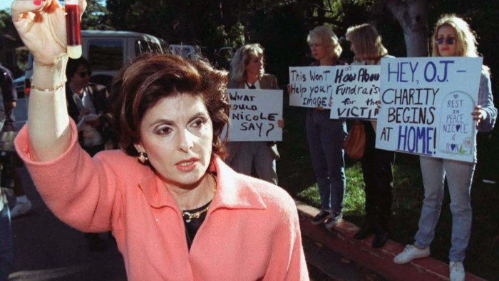 Seeing Allred (2018). Interview with Gloria Allred at Riot Material magazine.