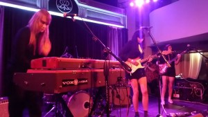 "La Luz, Cicada, from Floating Features. Hear ""Cicada"" (and see the fabulous video) at Riot Material"
