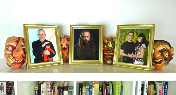 Xiu Xiu's Girl with Basket of Fruit, reviewed at Riot Material magazine.