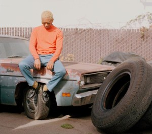 Toro y Moi's Laws of the Universe, at Riot Material magazine