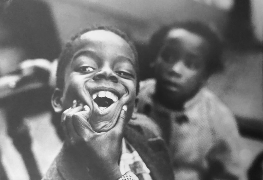 Herb Randall, Harlem, New York, 1960's