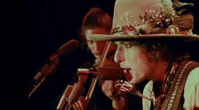 Scarlet Rivera and Bob Dylan. Rolling Thunder Revue: A Bob Dylan Story by Martin Scorsese is reviewed at Riot Material, LA's premier magazine for art and film.