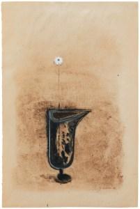 Morris Graves, Star Flower Bouquet. A review of Graves's current exhibition is at Riot Material, LA's premier art magazine.