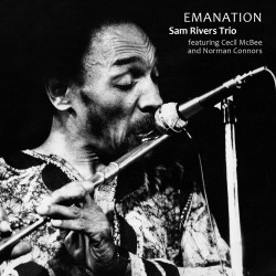 Top 10 2019. Emanation, by Sam Rivers. Reviewed at Riot Material, LA's premier magazine for Art and Jazz.