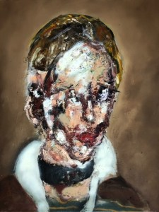 Artist Serge Serum