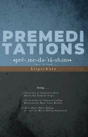 klipschutz, Premeditations is reviewed at Riot Material Magazine