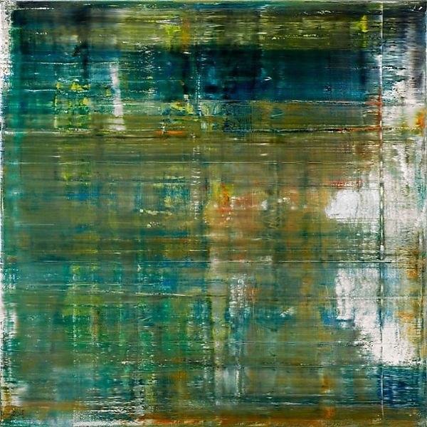 Gerhard Richter, Cage (1) 2006, at Riot Material