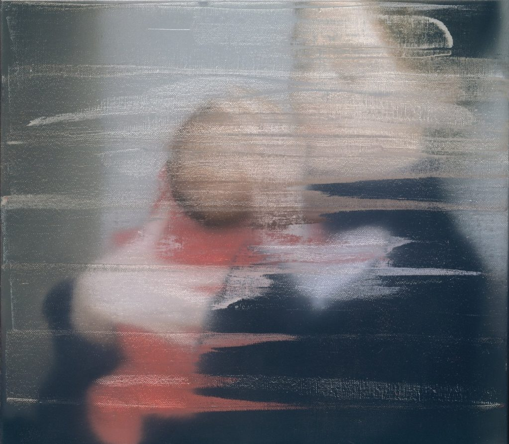 Gerhard Richter, S. with Child (1995), at Riot Material