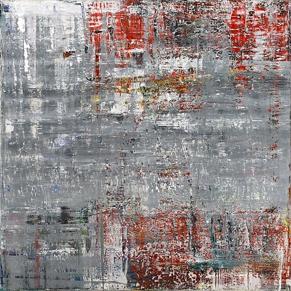 Gerhard Richter, Cage (4) 2006, at Riot Material
