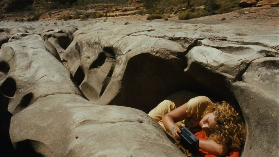Wim Wenders Until The End Of The World Directors Cut. An in-depth review is at Riot Material Magazine.