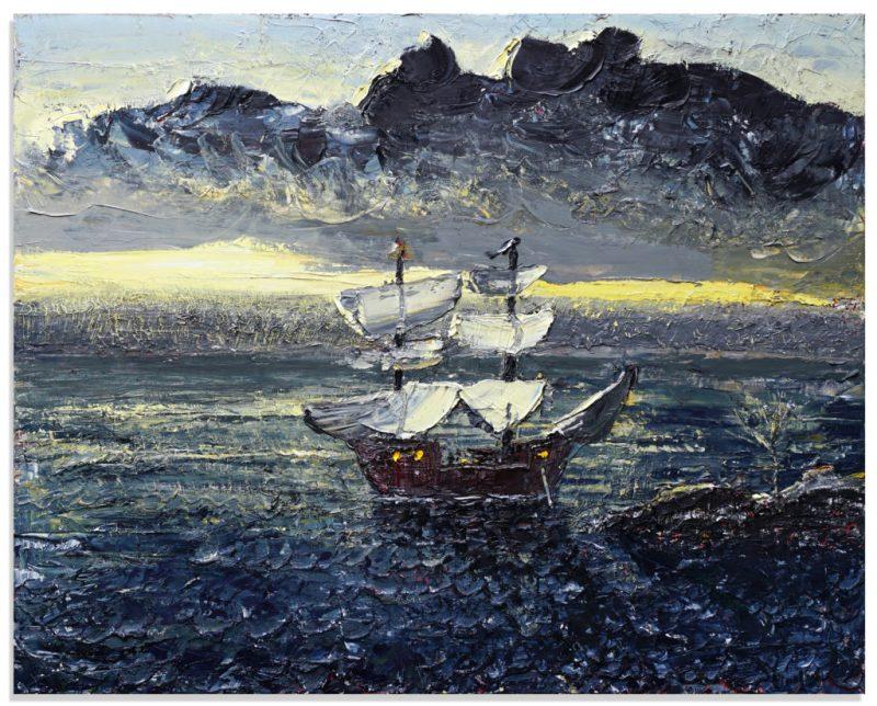 John Bradford, Zorina Mayflower, November 11, 1620
