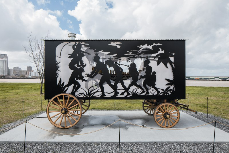 Kara Walker: The Katastwóf Karavan, 2017