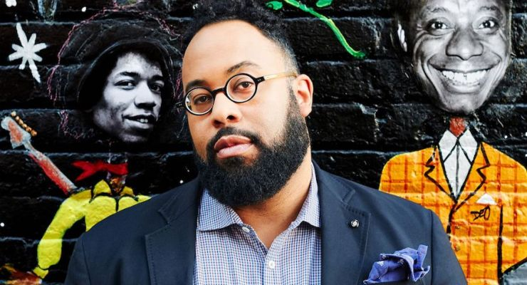 A review of Kevin Young's Brown is at Riot Material