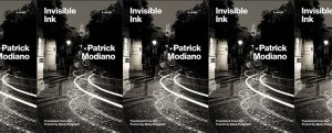 Invisible Ink by Patrick Modiano is reviewed at Riot Material