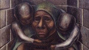 David Alfaro Siqueiros Proletarian Mother (detail), 1929