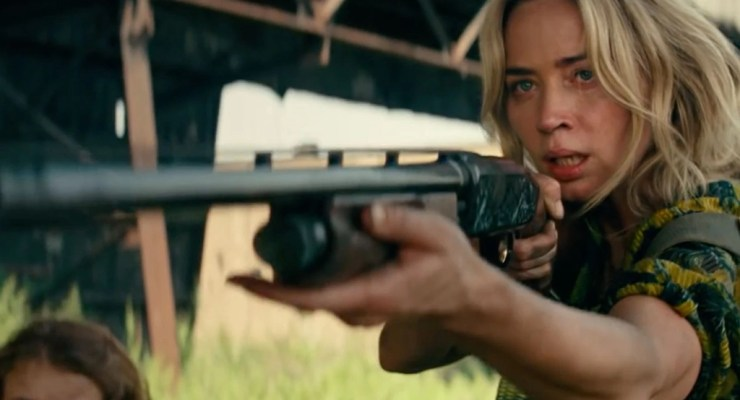 A Quiet Place 2 is reviewed at Riot Material