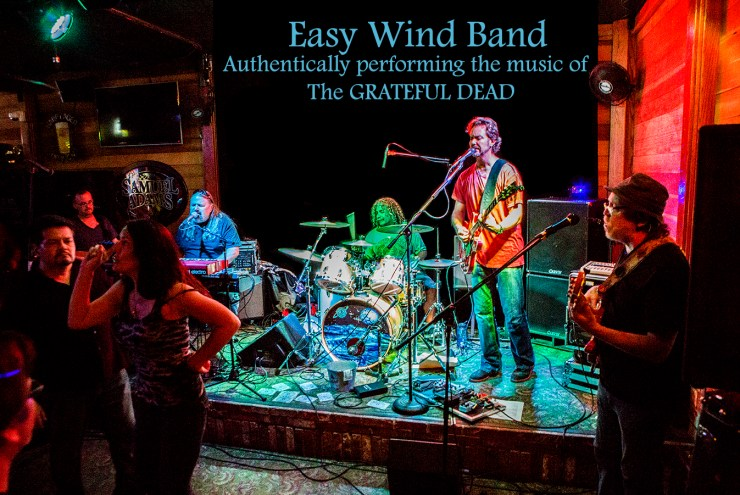Earth Wind Band by Heather Thayer Photography