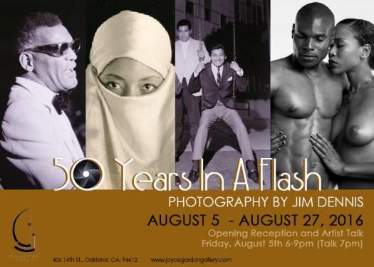Internationally renown photography Jim Dennis is celebrating his 50th Anniversary. Historic.