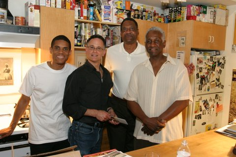 Stanley Jordan, Rolando Morales, Ranie Smith and Lloyd Gregory