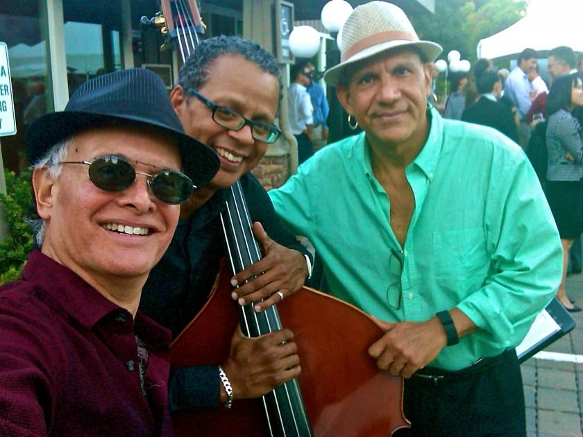 Gary Brown and Danilo Paiz join Rolando at The Sausalito Seahorse