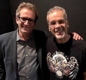 Marc van Wageningen and David Garibaldi