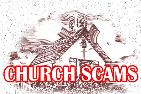 Image result for church fraud cheques