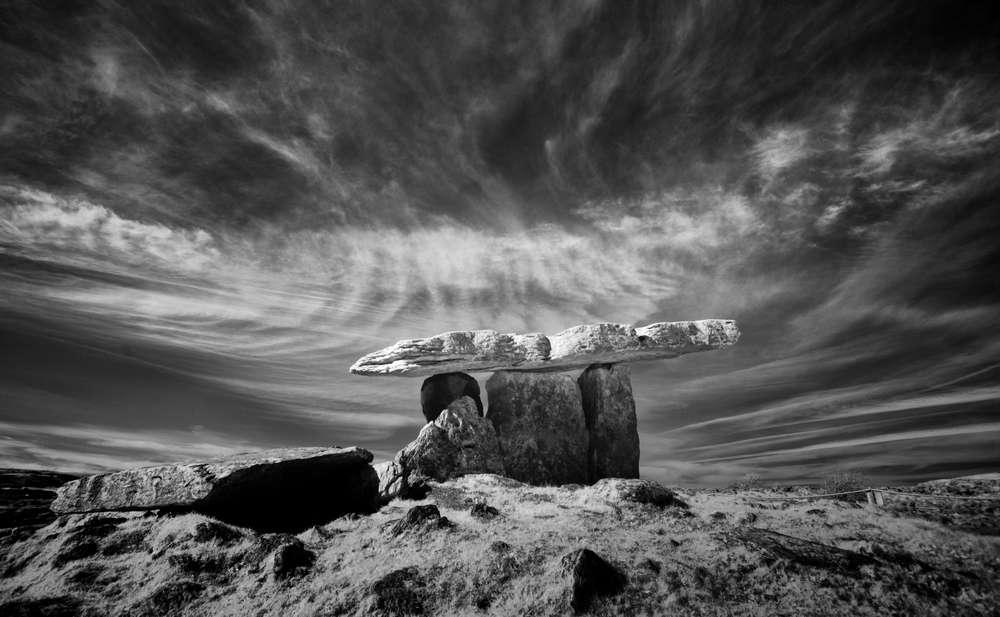 Poulnabrone Dolmen, Ireland - Ron Rosenstock