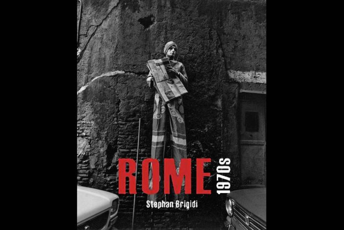 Stephan Brigidi - Rome 1970s