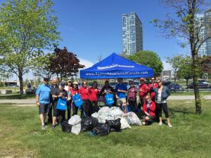 Ripleys-Aquarium-Canada-Great-Canadian-Shoreline-Cleanup  (4)