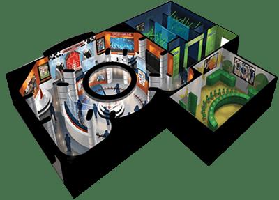 GWR floorplans