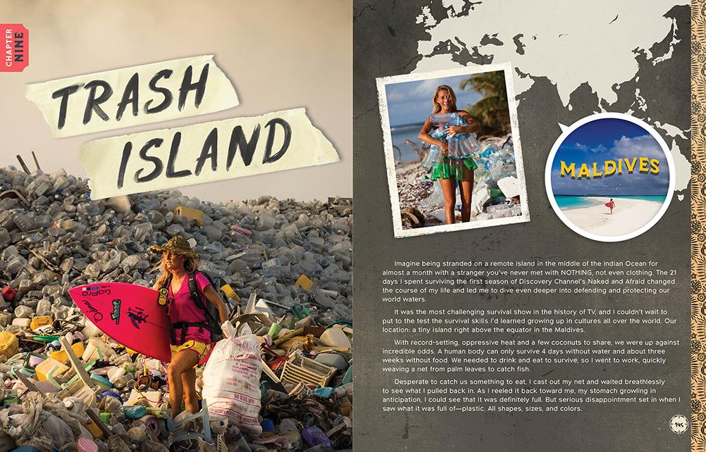 Alison Trash Island