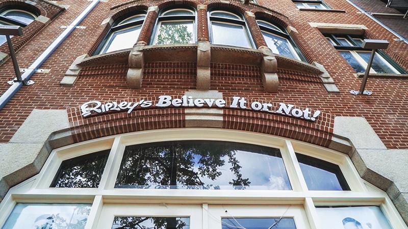Brand New Ripley S Odditorium Amsterdam Dam Square