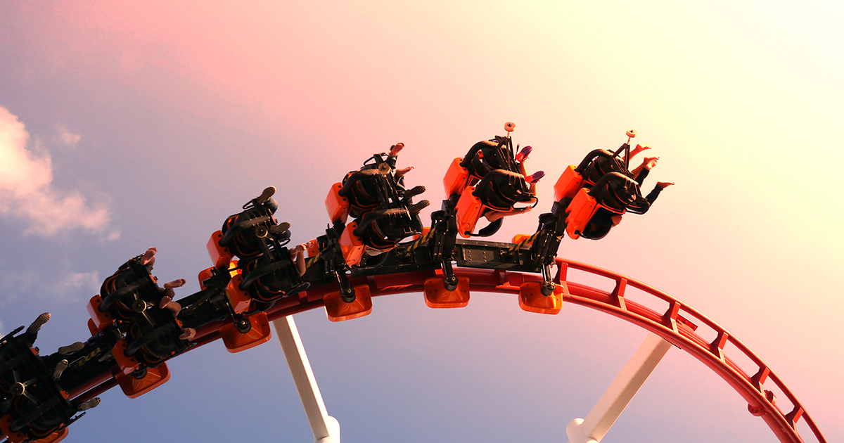 The Fascinating (And Sometimes Bloody) History Of Roller Coasters