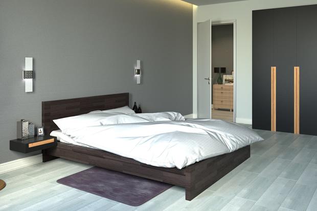 repeindre un lit en bois c est facile