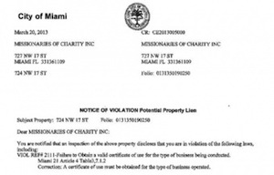 Notice_of_Violation_from_the_city_of_Miami_to_the_Missionaries_of_Charity_in_Miami_CNA_US_Catholic_News_4_4_13