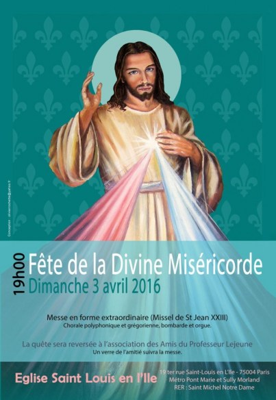 Messe Saint Louis en L'Ile Avril 2016