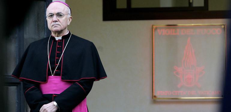 Viganò : nouvelle déclaration, nouvelles révélations - Riposte ...